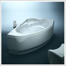 Ванна акриловая асимметричная Cersanit KALIOPE Calabria 170X110 см левая / правая