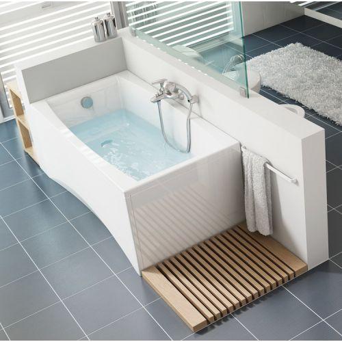 Ванна акриловая прямоугольная Cersanit VIRGO 160X75
