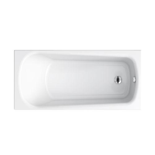 Ванна акриловая прямоугольная Cersanit NAO 140 X 70 с ножками