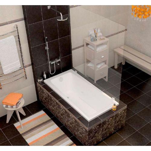 Ванна акриловая прямоугольная Cersanit LORENA 160Х70