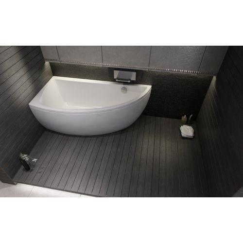 Ванна акриловая угловая Cersanit Nano 140x75 L/R см.(S301-062)