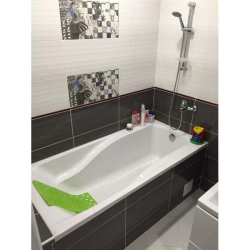 Ванна акриловая прямоугольная Cersanit Zen 170x85