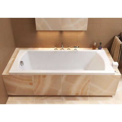 Ванна акриловая прямоугольная Cersanit KORAT 160х70