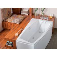 Ванна акриловая угловая Cersanit Virgo Max 150x90 левая/правая с ножками