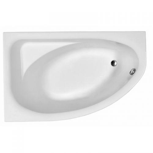 KOLO SPRING ванна асимметричная 160*100 см, левая/правая с ножками