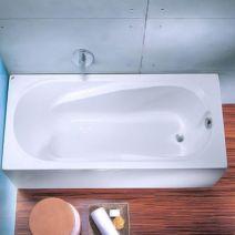 KOLO COMFORT ванна прямоугольная 170*75 см, с ножками