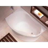 KOLO PROMISE ванна асимметричная 150*100 см, левая/правая с ножками