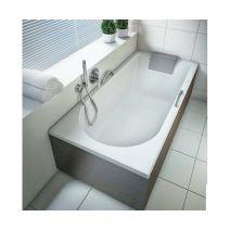 KOLO MIRRA ванна прямоугольная 160*75 см, с ножками и элементами крепления