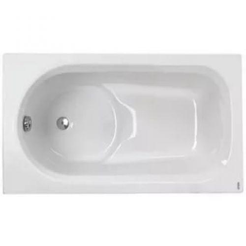 Kolo DIUNA ванна прямоугольная 120*70 см, белая, с ножками
