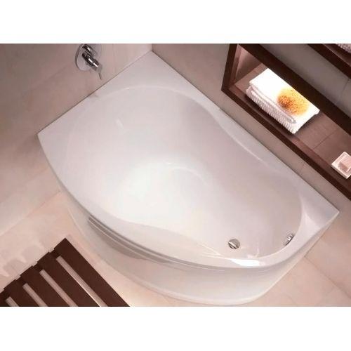 KOLO PROMISE ванна асимметричная 170*110 см, левая/правая, с ножками