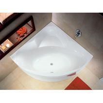 KOLO RELAX ванна угловая 150*150 см, с ножками