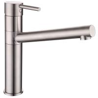 Смеситель для кухни  Imprese LOTTA 55402-SS , сталь, 35 мм