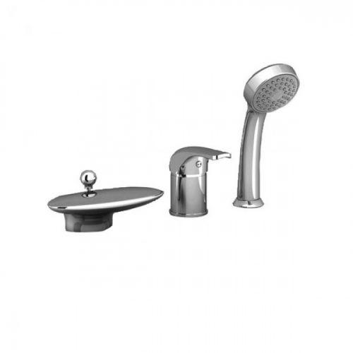 Cмеситель для ванны врезной (водопад) Ravak RS 025.00