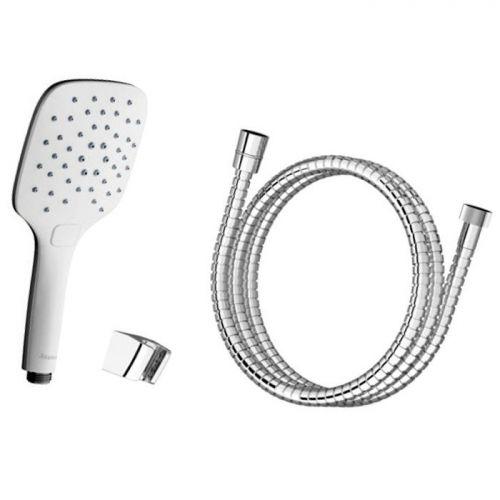 Набор для ванны - лейка руч. душу Air, шланг из крепкого пластика 150 см, держатель короткий Ravak 907.00