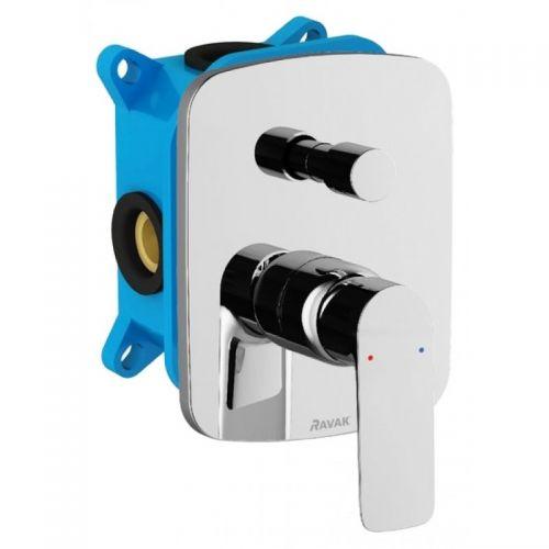 Смеситель скрытого монтажа для R-box ванна/душ Ravak CL 065.00