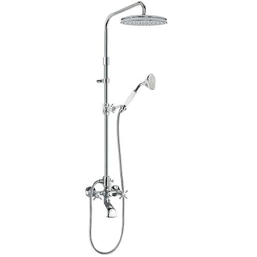 Дешевая система с изливом для ванны Tres Retro 1242907