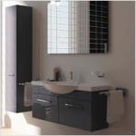 Подвесная мебель для ванных комнат