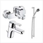Наборы смесителей для ванны (11)