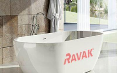 Ванны Ravak: особенности сантехники от известного бренда