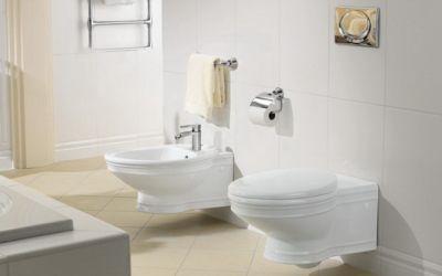 5 причин выбрать подвесную сантехнику в ванную комнату