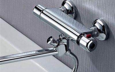 5 правил для выбора смесителя с термостатом для ванной комнаты