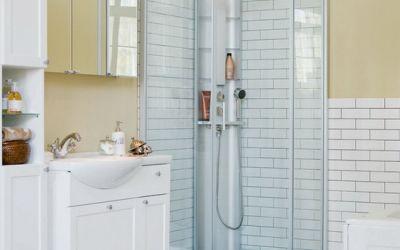 Душевая кабина: доступный комфорт в каждой ванной комнате