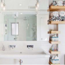 5 шагов к идеальному порядку: системы хранения вещей для ванной комнаты