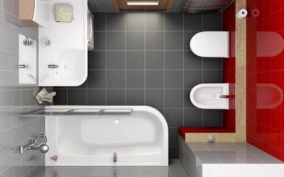 Как организовать пространство в ванной комнате: максимум комфорта и минимум неудобств