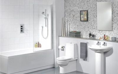 Простые способы как скрыть трубы в ванной комнате