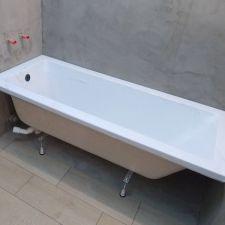 Монтаж ванной: виды и особенности