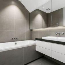 Ванная комната в стиле минимализм: основные элементы