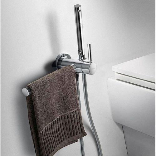Держатель круглый для полотенца Tres Max, для смесителя с г/душем