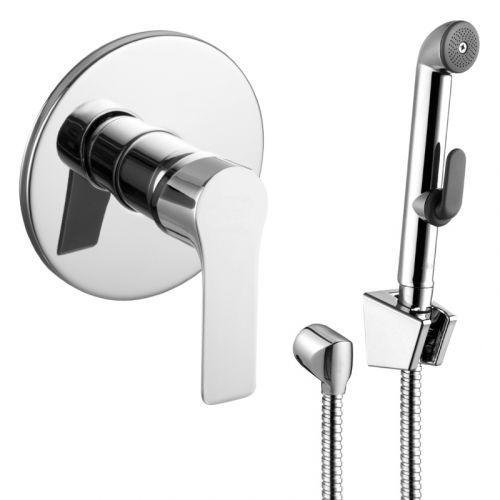 KUCERA набор (смеситель скрытого монтажа с гигиеническим душем)