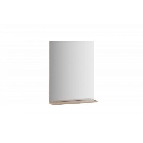 Зеркало Ravak Rosa II 600, Капучино/Белый