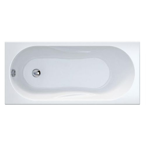 Ванна акриловая прямоугольна Cersanit Mito 140х70 с ножками